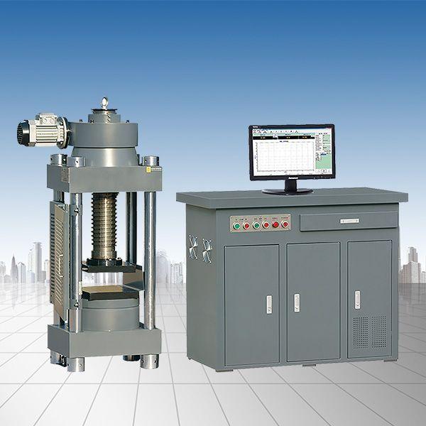 YAW-3000D微机控制恒应力压力试验机