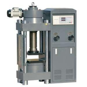 YES-3000数显式压力试验机(电动丝杠)